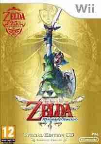 Descargar The Legend Of Zelda Skyward Sword [MULTI3][USA][SUSHi] por Torrent